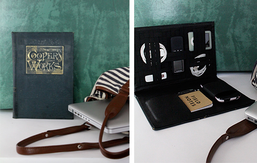 how to make a travel case for gadgets