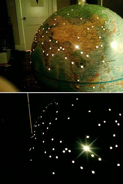 Lamp Globe NightLight