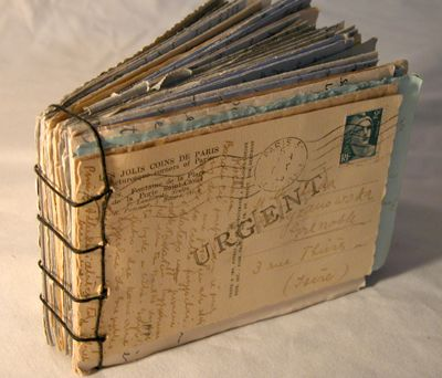 Postcard Keepsake