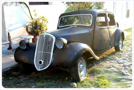 Vintage Cars OfUruguay