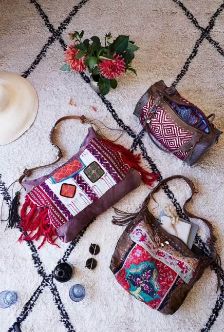 Hill Tribe Bags fromThailand