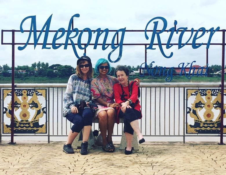 promendade by river mekong.JPG