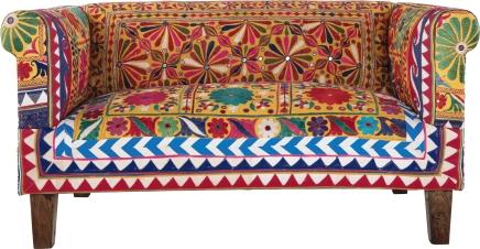 #Sofacrush: Rajasthani embroideredfurniture
