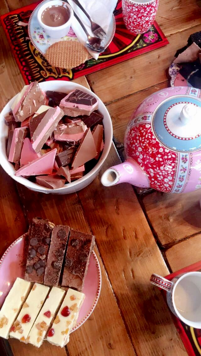 tea pot choccywoccy doodah 7