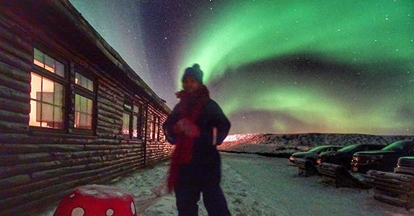 hotel ranga iceland _northern lights