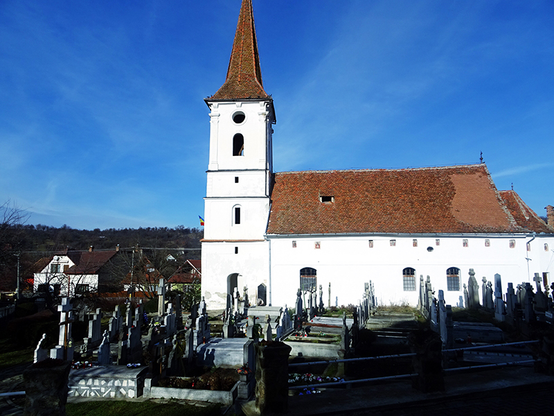 sibiel church