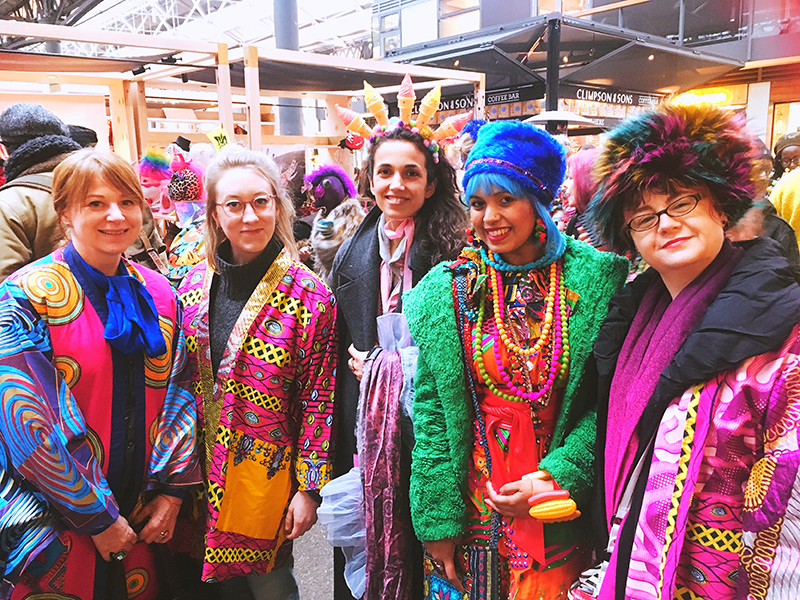 southbank centre colour queens